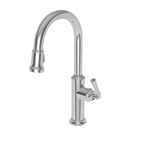 Newport Brass   Pull Down Kitchen Faucet